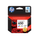 Cartuş Ink Advantage original HP 650 tricolor